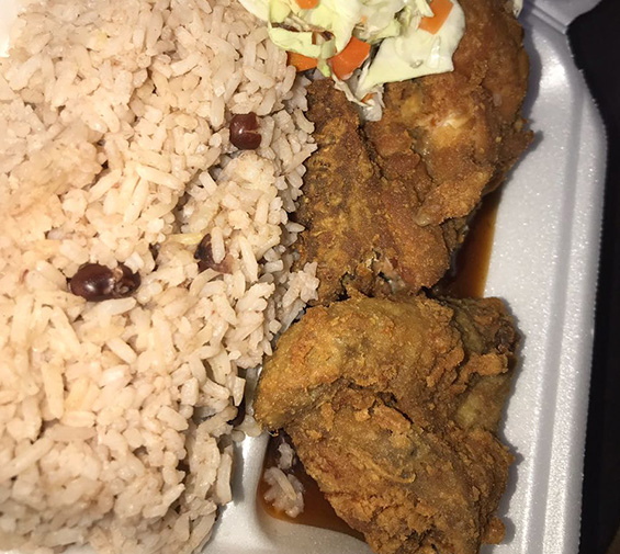 Jamaican dishes